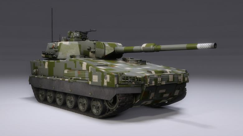 Armored Warfare panama update tank01