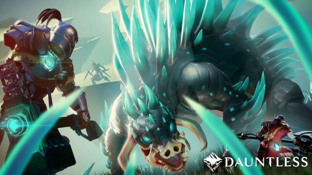 Dauntless Quillshot