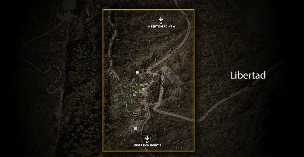 Ghost Recon Wildlands Libertad Leak