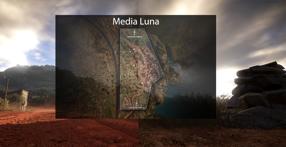 Ghost Recon Wildlands Media Luna Leak