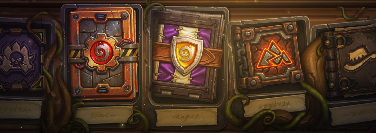 Hearthstone Old Sets
