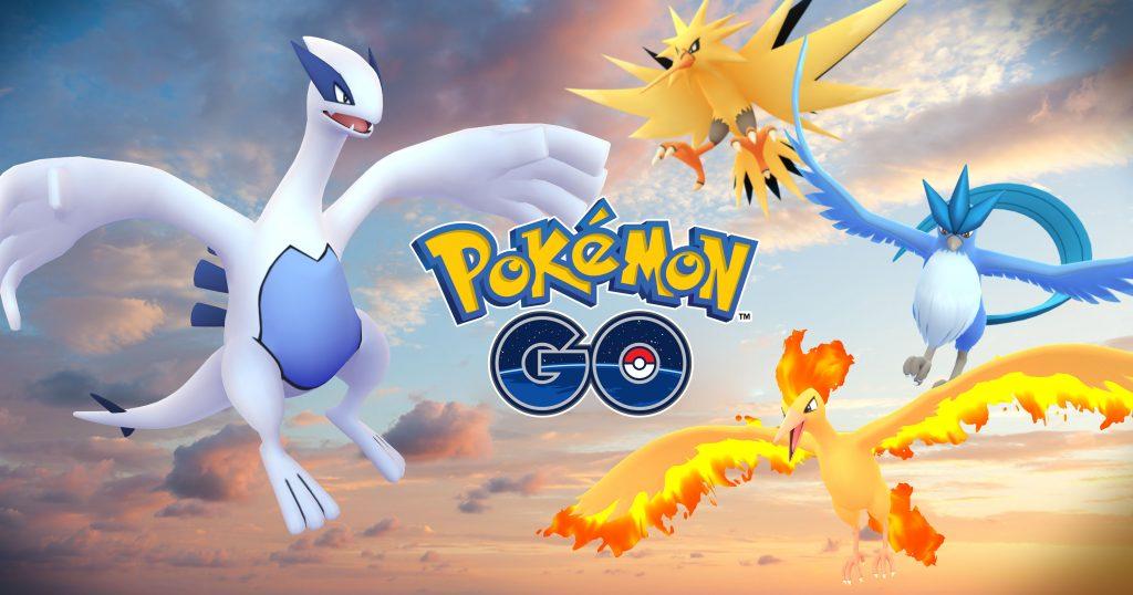 Pokémon GO Legendary-Pokemon