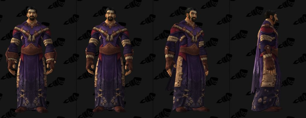 WoW Kul Tiras Questset
