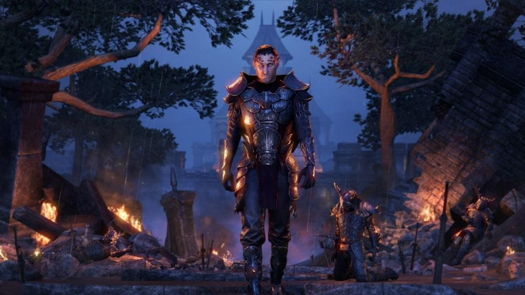 the elder scrolls online pvp lorbeer