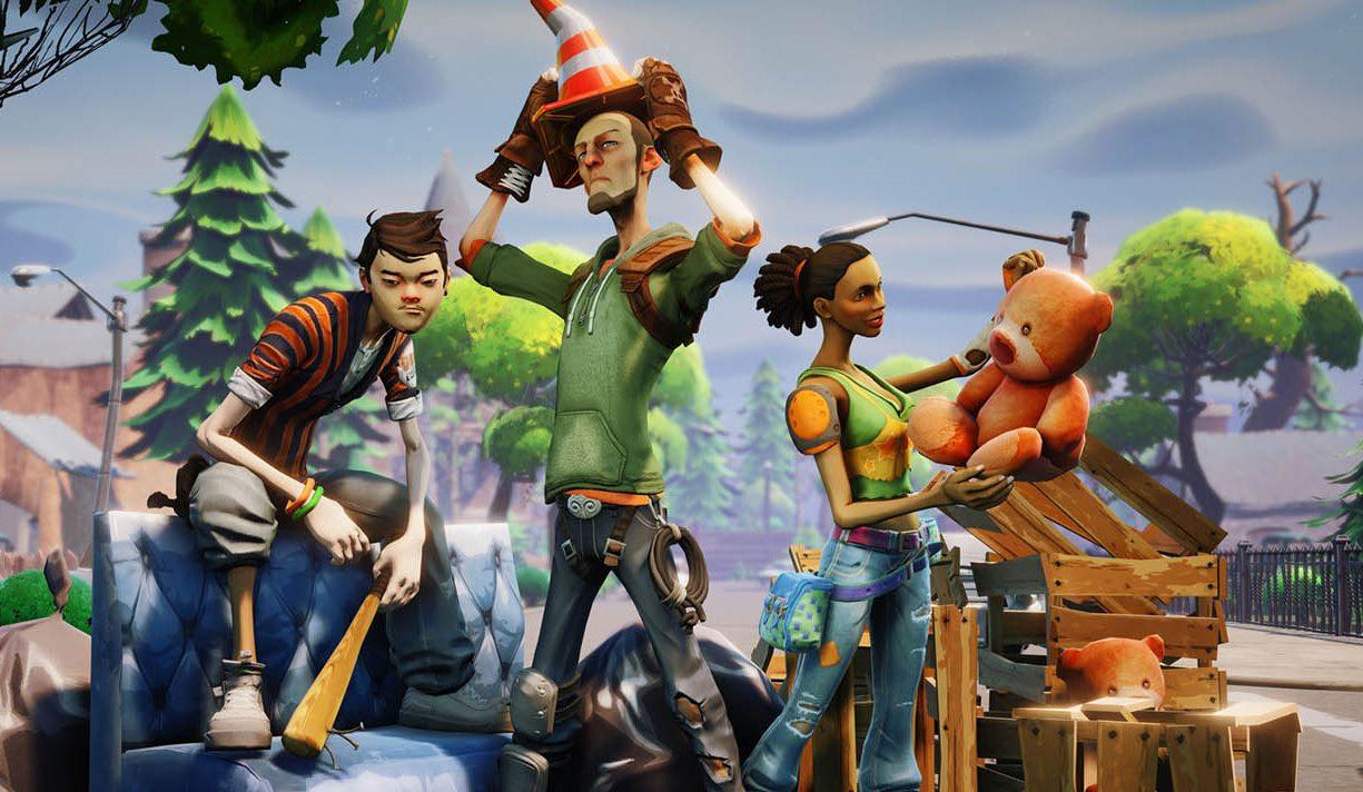 Fortnite: Der Battle Pass für Season 3 wird nicht für Echtgeld angeboten