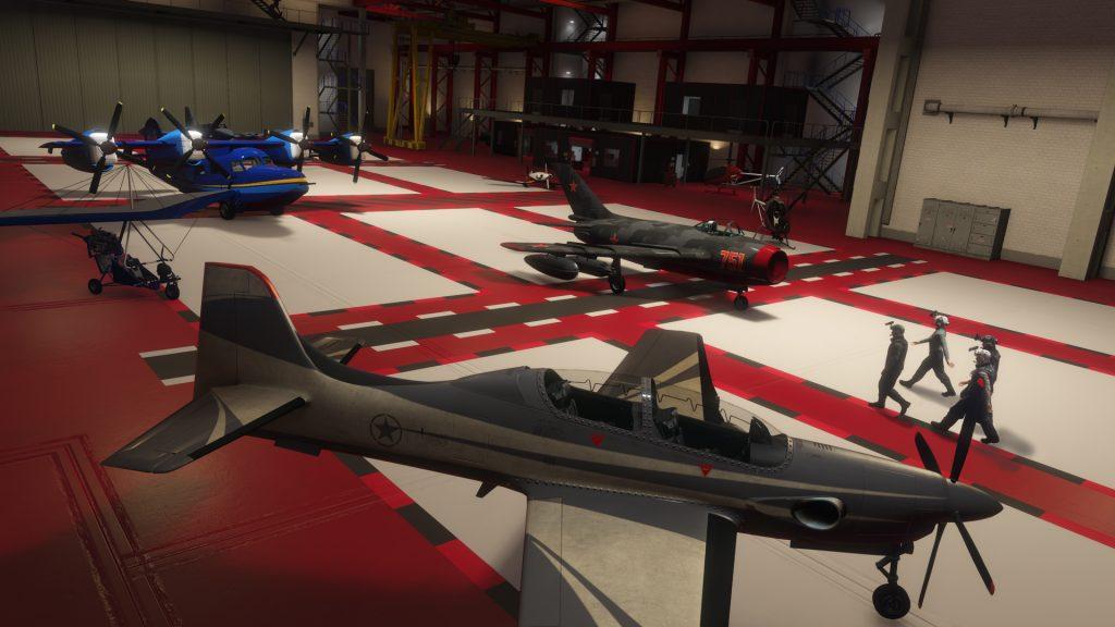 GTA 5 Online Smugglers Run
