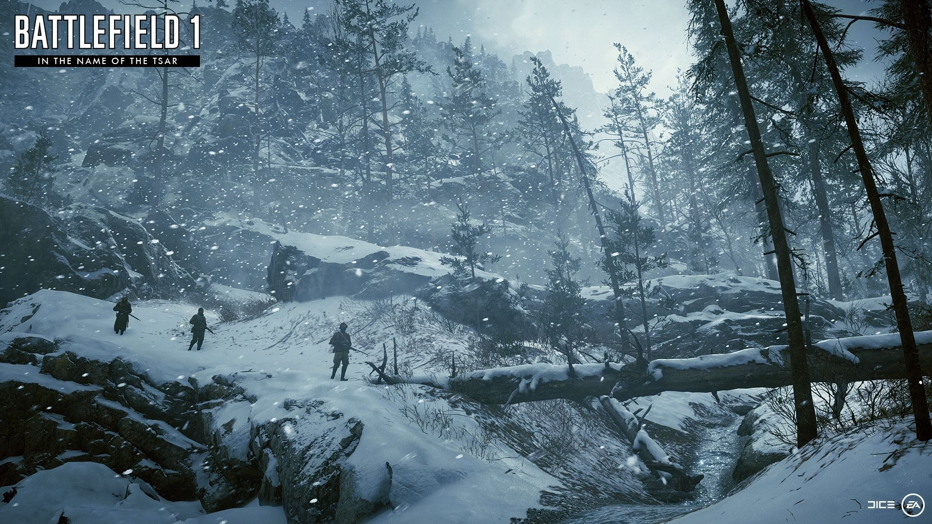 Battlefield 1 In the Name of the Tsar Screenshot