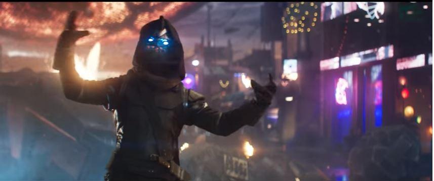 Destiny 2 Live Action Trailer