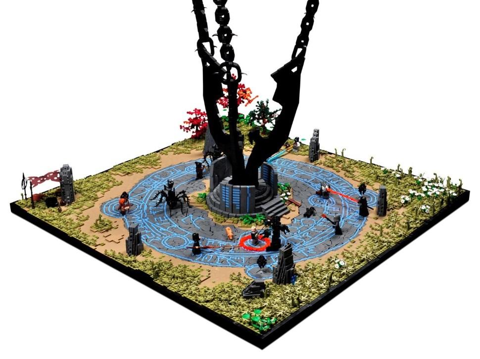 ESO Lego 2