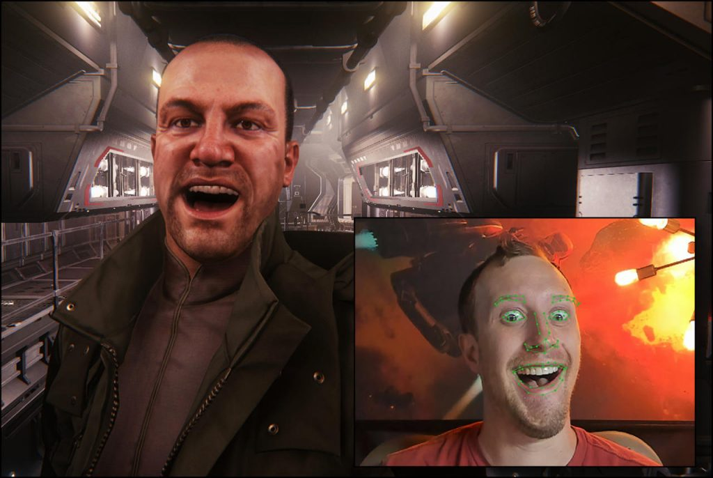 Faceware Star Citizen
