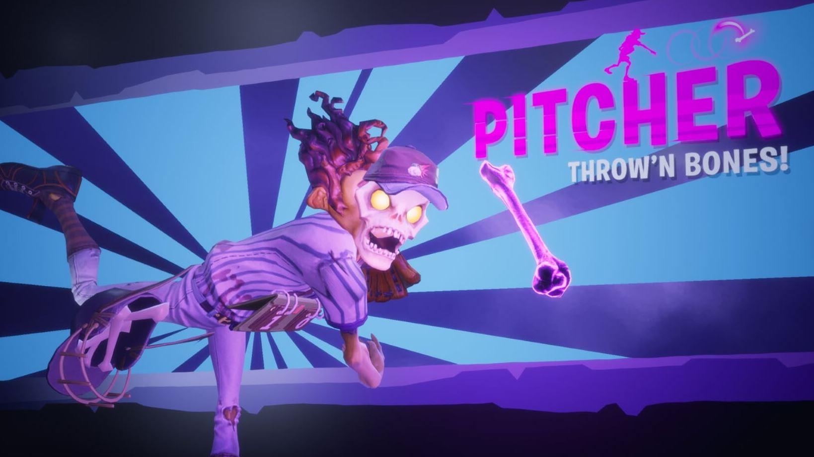 Fortnite Pitcher