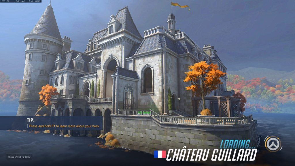 Overwatch Chateau Guillard