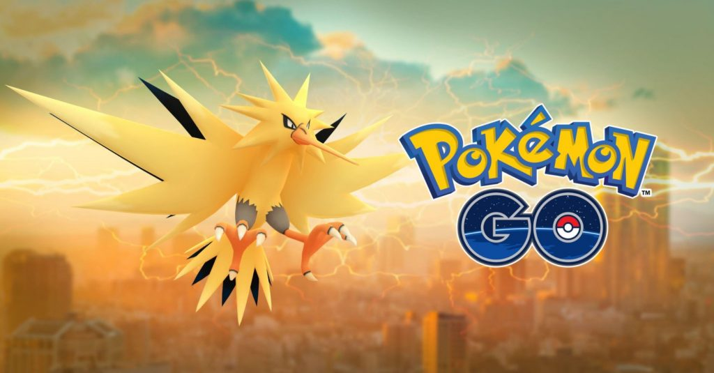 Pokémon GO Zapdos Titel 3
