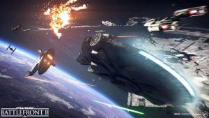 Star Wars Battlefront 2 Starfighter Assault Gamescom 2