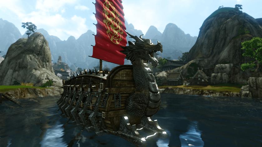 Turtle Ship ArcheAge