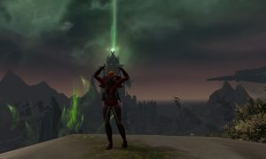 World of Warcraft Legenary Guide Rogue Flex Transmog