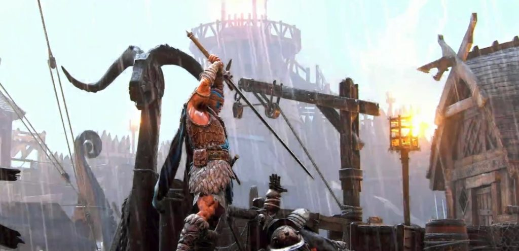 for-honor-highlander