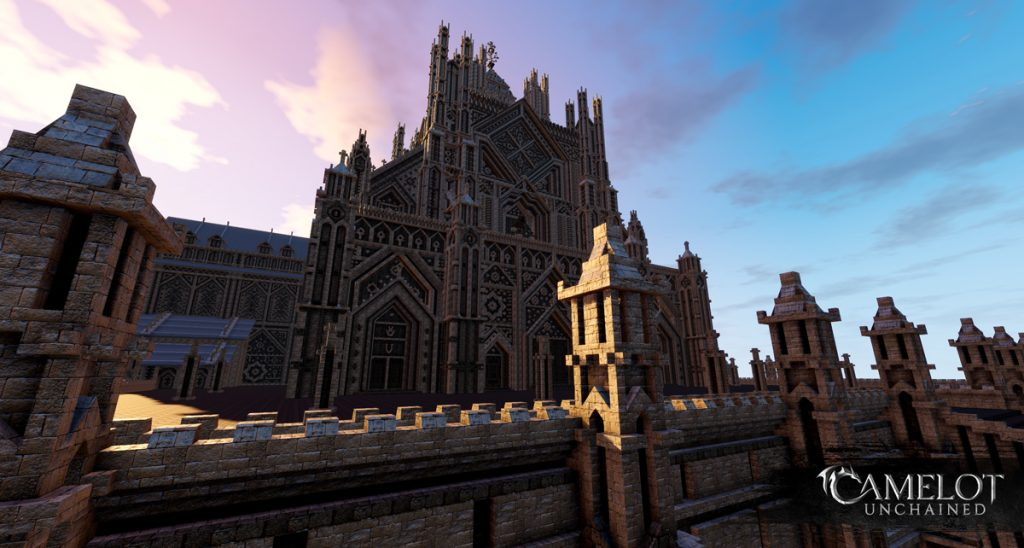 Camelot Unchained Fort 3