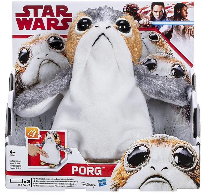 Star Wars 8 Porgs
