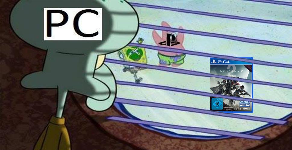 Destiny 2PC aus