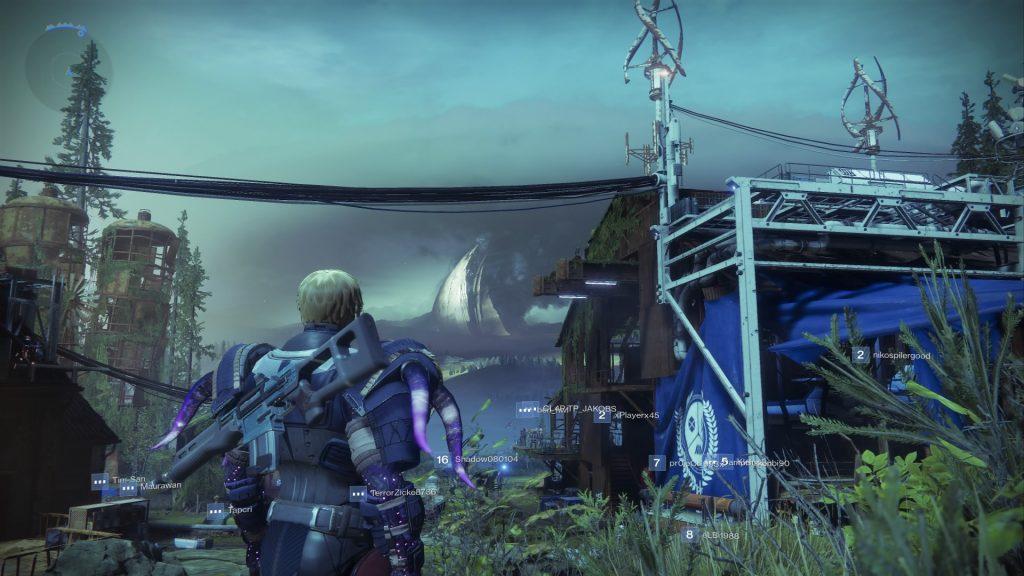 Destiny 2-farm
