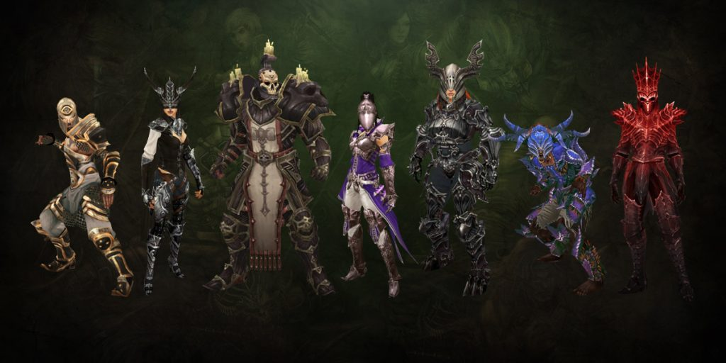 Diablo 3 Season 12 Sets
