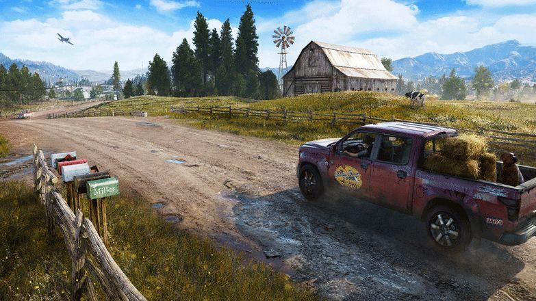 Far Cry 5: Infos und Video zum Koop-Modus