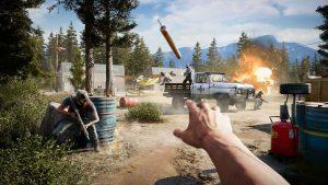 Far Cry 5 Dynamit