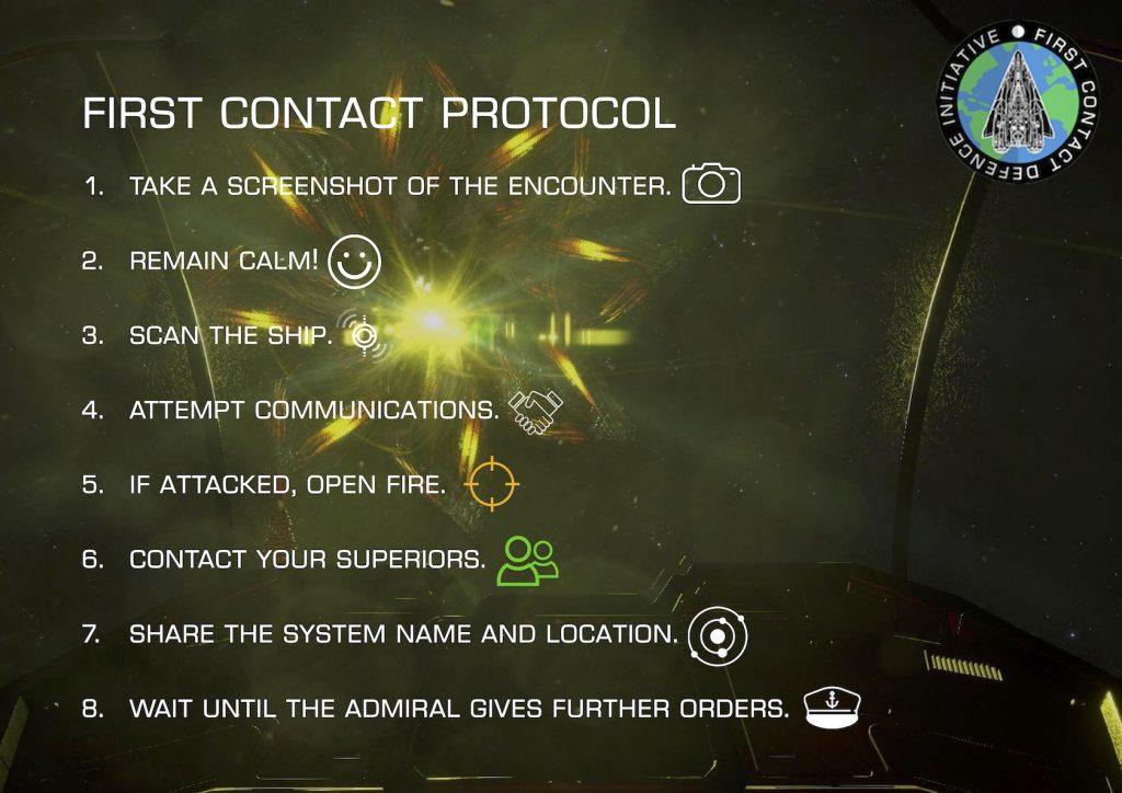 Elite Dangerous First Contact