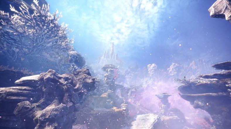 Monster Hunter World Korallenriff