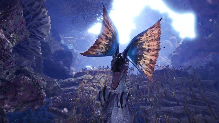 Monster Hunter World Neues Monster1