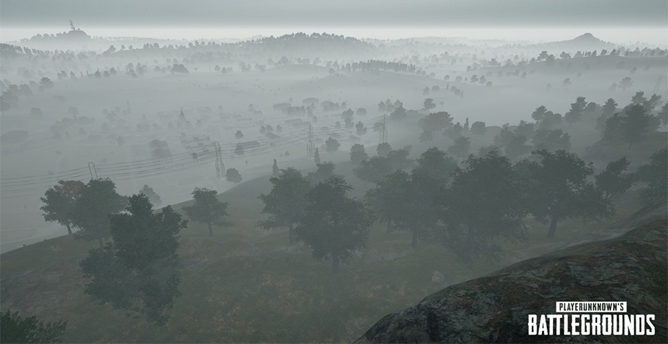 PUBG Nebel-1