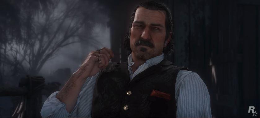 Red Dead Redemption 2 Dutch