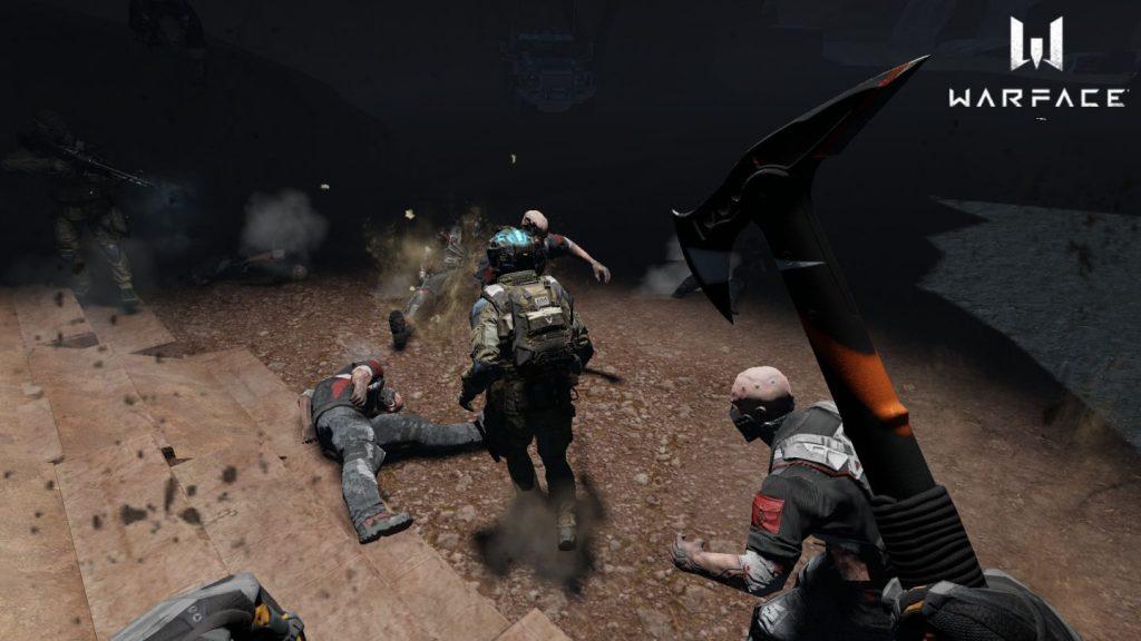 Warface Blackout Gameplay