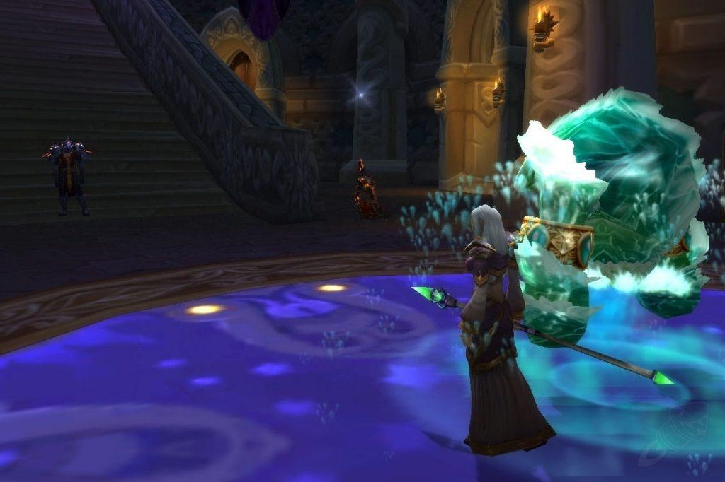 WoW 5 Quests Jainas Entschluss 1