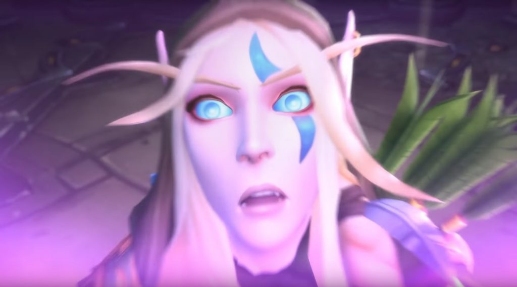 WoW Alleria Void Hi2