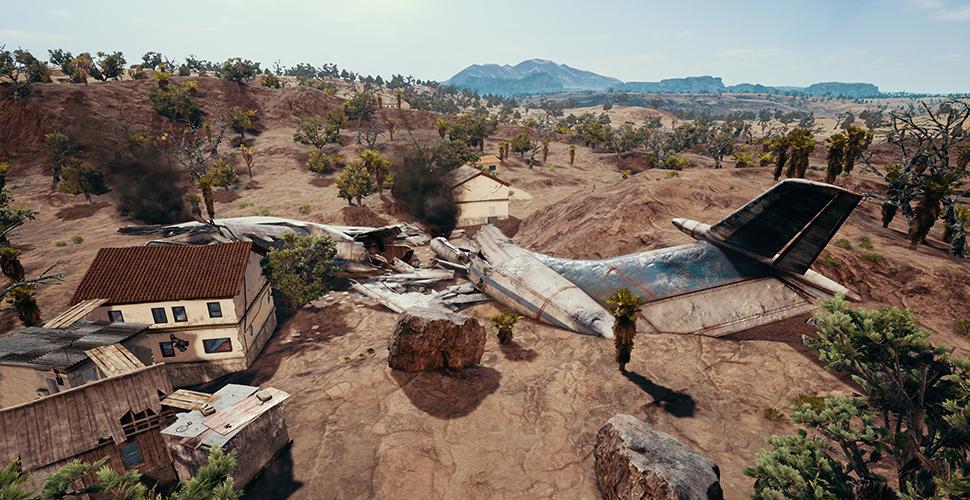 PUBG Wüste 3