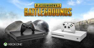 PUBG Xbox Titel