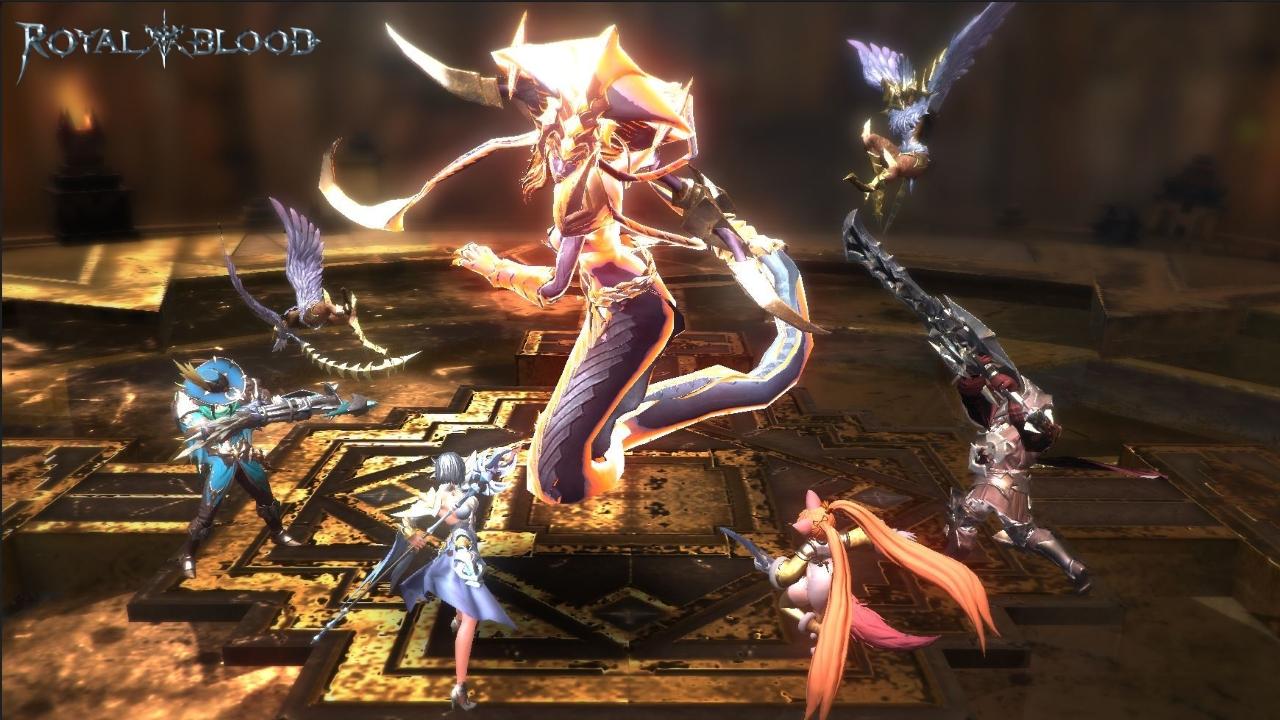 Royal Blood Gameplay 01