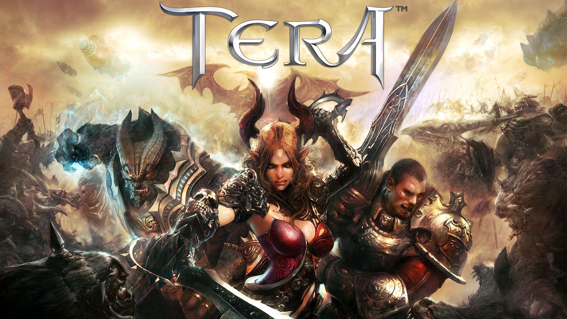 Tera Online Klassen