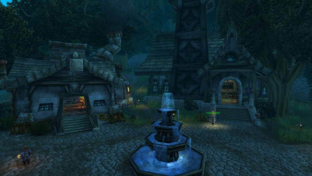 WoW Duskwood Darkshire