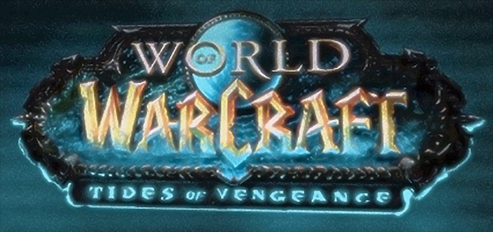 WoW Tides of Vengeance Logo