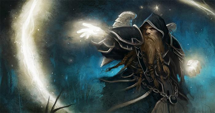 World of Warcraft wow Discipline Priest
