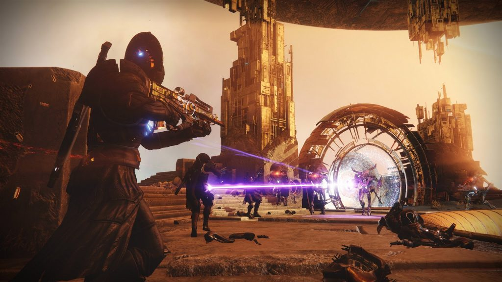Destiny 2: Fluch des Osiris im Launch-Trailer