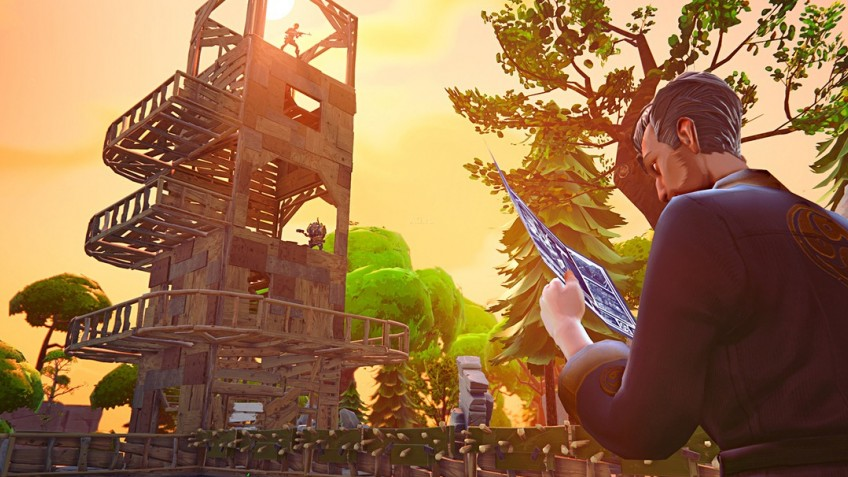 Fortnite: Battle Royale hat 20 Millionen Spieler