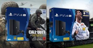 Amazon CODWWII Fifa Titel