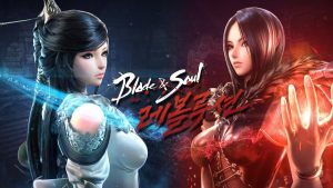 Blade & Soul Revolution Titel-Artwork