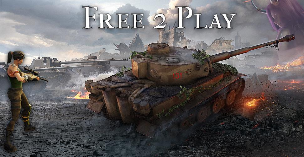 Besten Free To Play Spiele