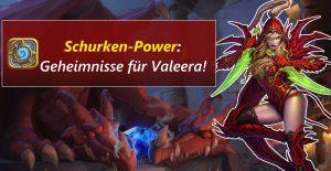 Hearthstone Schurkenpower title