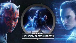 Helden und SChurken Battlefront 2